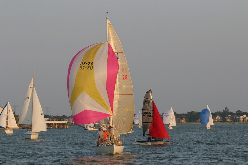 sailing camp in bristol ri